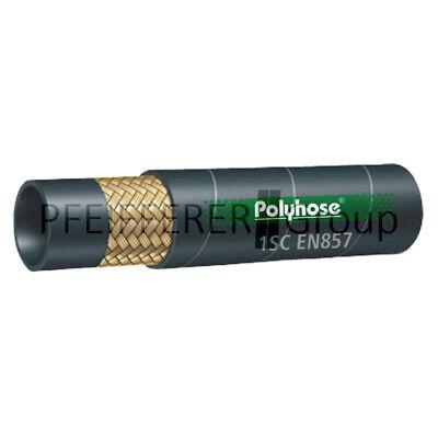 """Hydraulikschlauch 1sc DN 12-1//2/"""" en857 19 mm 1 metros METERWARE"""
