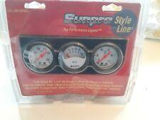 Sunoro Cp8093 Mini Triple Gauge Kit 1 12