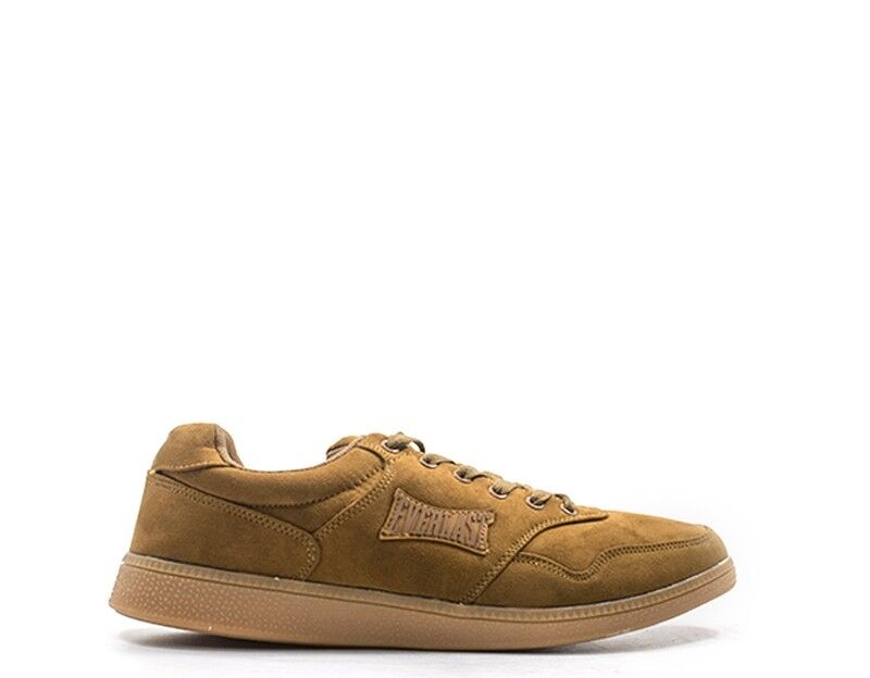 shoes EVERLAST men Sneakers trendy  brown Tessuto EV016-MA