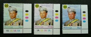 SJ-Malaysia-Golden-Jublee-Of-The-Raja-Of-Perlis-2001-Royal-stamp-color-MNH
