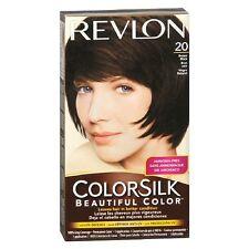 45% OFF! Auth Revlon Colorsilk Beautiful Color #20 Brown Black USA US$ 9