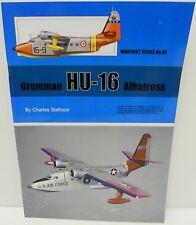 Warpaint Series No.92 - Grumman HU-16 Albatross          48 Pages           Book