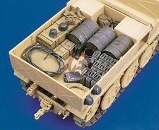"Royal Model 1/35 Sd.Kfz.9 ""FAMO"" 18 Ton Heavy Half-track Stowage Set WWII 235"