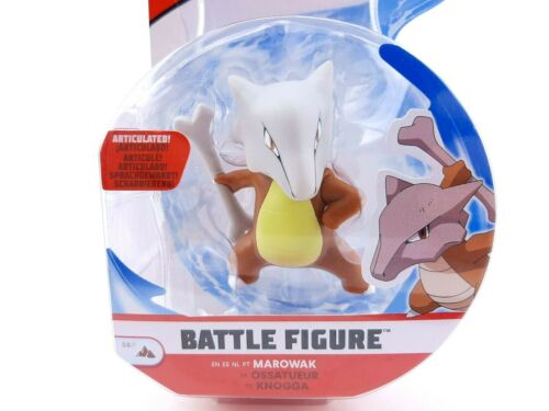 Pokemon Battle FIgure Feature Marowak