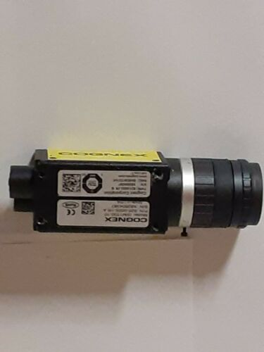 Cognex ISM1100-10 825-0005-1R In-Sight Vision System Camera and Lens Excellent