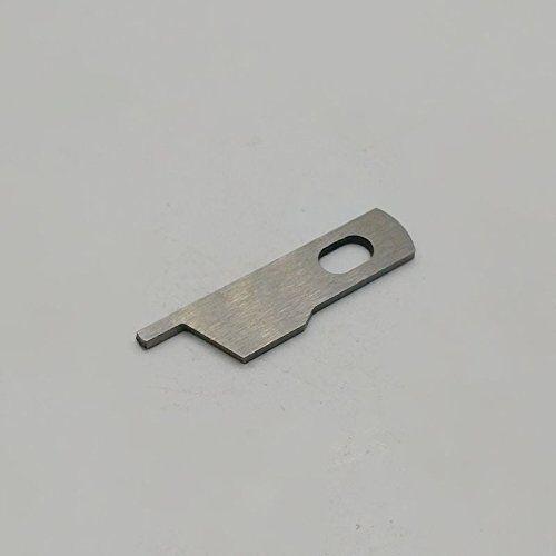 Couteau inférieure supérieur surjeteuse Toyota White 1250004237 1250004229