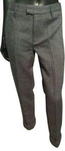 Jacobs Pantalon chevrons en mélange Sez 4 short Blue capri Nwt Marc de à lin Galaxy TwCdxRqRS