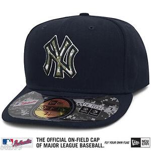 NEW YORK YANKEES 2012 STARS   STRIPES NEW ERA 59FIFTY MILITARY ... 4a1fe6192383