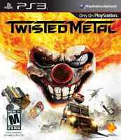 Ps3 Sports-twisted Metal Ps3