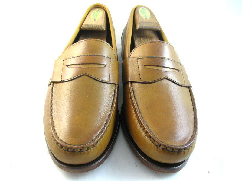Allen Edmonds Edmonds Edmonds  Cavanaugh   Loafers 11.5 D Walnut    (828) be4129