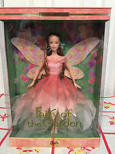 BARBIE 2000 FAIRY OF THE GARDEN THE ENCHANTED WORLD OF FAIRIES COLLECTION