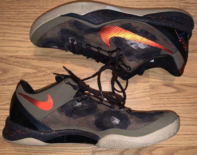 Nike Kobe 8 Python Basketball Shoe Sz