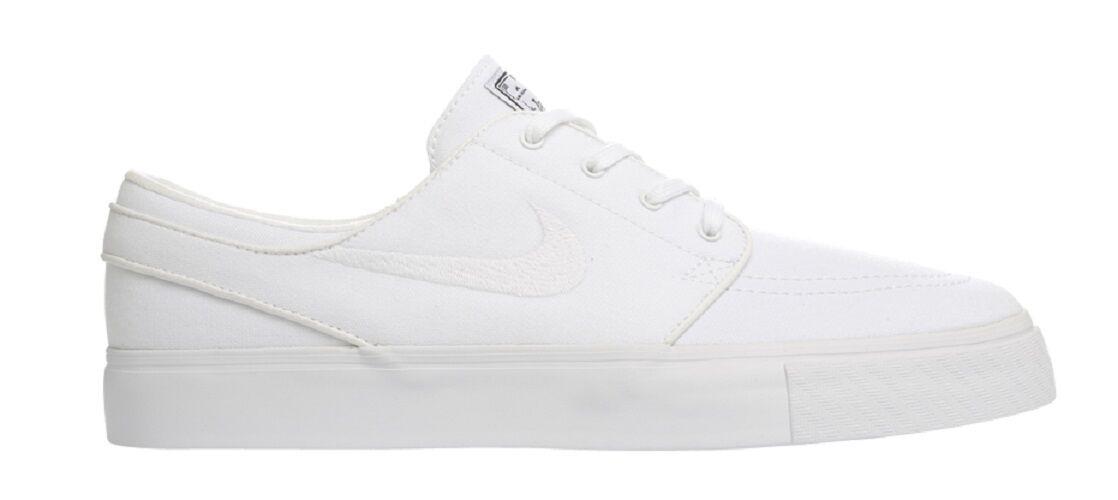 Nike ZOOM STEFAN JANOSKI CNVS White White-Black Casual Skate D Price reduction Men's Shoes
