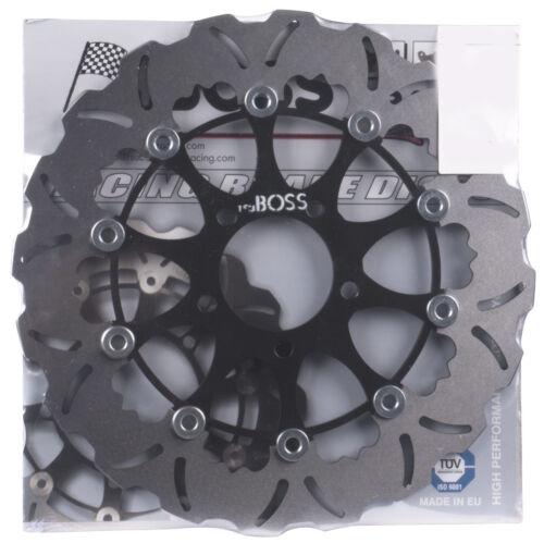 1999 Tsuboss Front Wavy Brake Disc SC35//H541 HONDA CBR XX SUPER BLACKBIRD