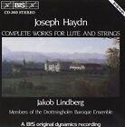 Haydn: Complete Works for Lute & Strings (CD, Sep-1994, BIS (Sweden))