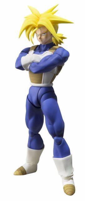 Tamashii Nations S.H. Figurants Super Saiyan Trunks Dragon Ball Z Action Figure