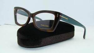 0af50e51c936 Tom Ford TF 5363 052 Dark Havana Glasses Women s Brille Frames ...