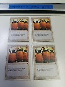 4x-Shield-Wall-Chronicles-MTG-Magic-The-Gathering-Cards