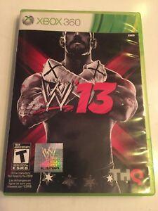 WWE-13-Xbox-360-Used-Game