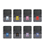 BT21-Character-Clothes-Pouch-amp-Block-Case-Set-8types-Official-Authentic-K-POP-MD miniature 8
