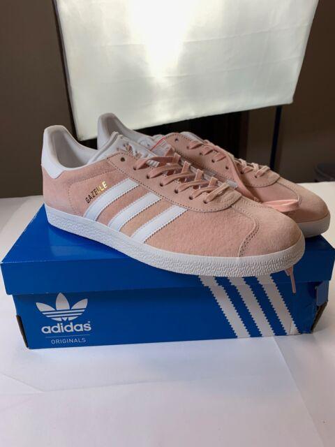 $80 Nib Mens Adidas Gazelle Soft Pink
