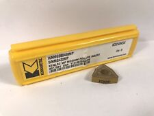 10 Coated Carbide Inserts Kennametal WNMG432MP