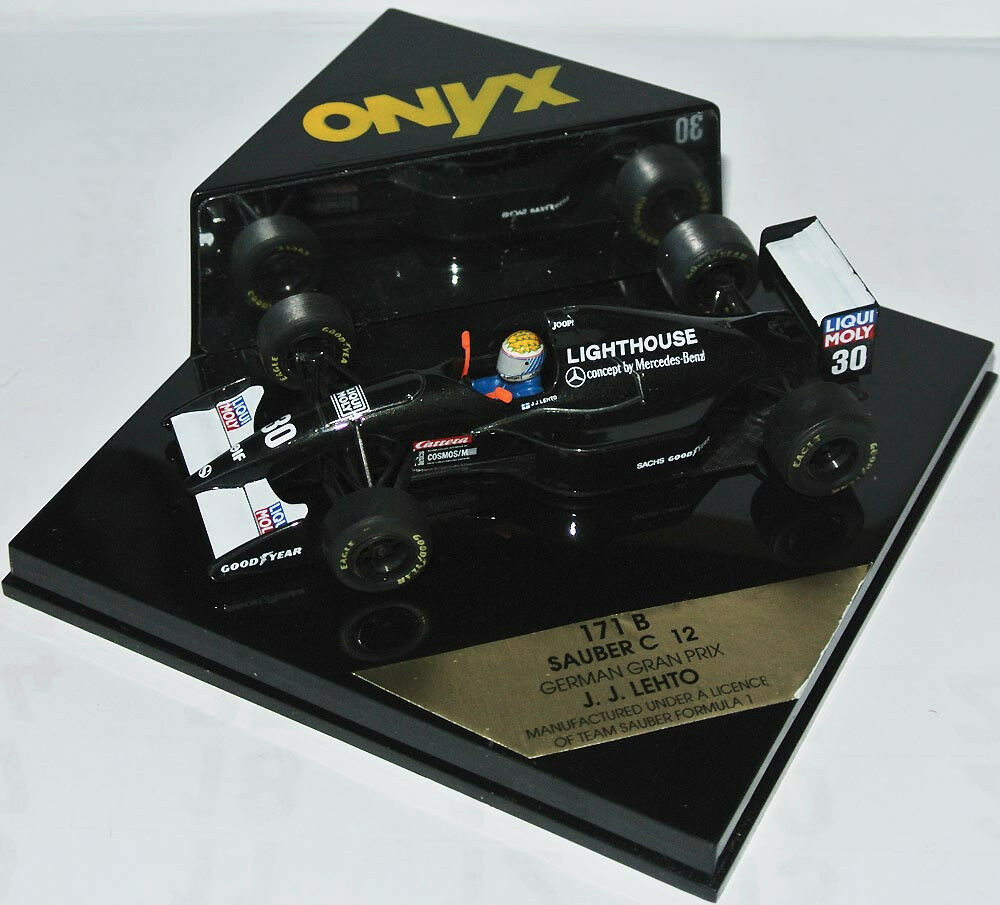 Onyx 1993 formule 1 -   30 propre c12 German G.P. - J.J. LETHO - 1 43