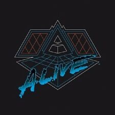 "DAFT PUNK ""ALIVE 2007"" CD NEUWARE"