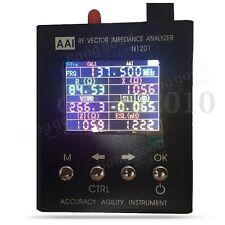 N1201SA UV RF Vector Impedance ANT SWR Antenna Analyzer Meter Tester 140-2700MHz