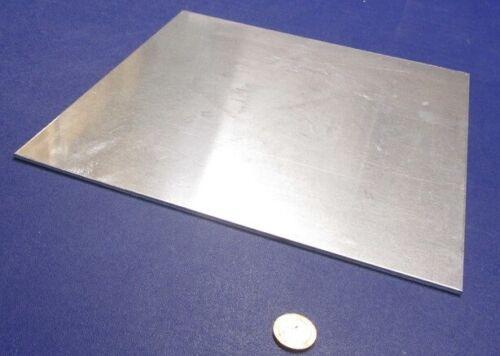 """.100/"""" x 12/"""" x 12/""""  Length 3003 Aluminum Sheet 1//2 Hard"""