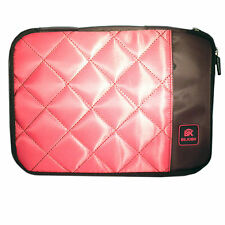 """Red 10"""" Portable Soft Carrying Case Bag for Ipad IBM Sony Dell Hp Laptop Netbook"""