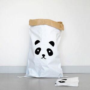 Paperbag PANDA Der Papiersack für die nachhaltige Aufbewahrung aus Berlin