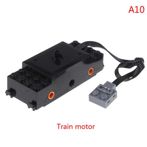 Technic parts for multi power servo motor train electric motor building kiYF
