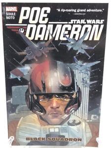 Star-Wars-Poe-Dameron-Black-Squadron-Marvel-Comics-Disney-New-TPB-Paperback