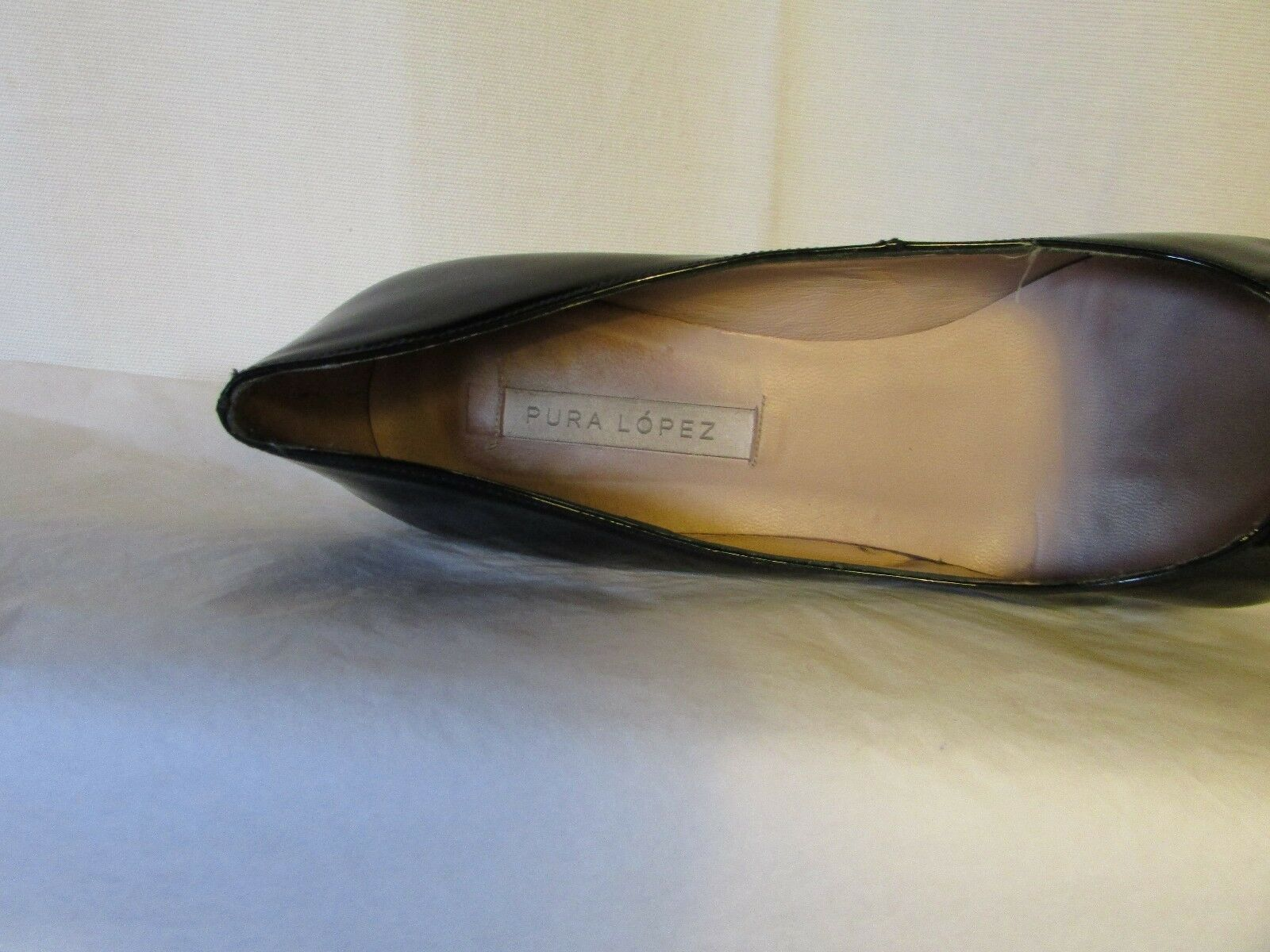 cour cour cour chaussures pura lopez cuirs pine Vert  37,5 2b073d