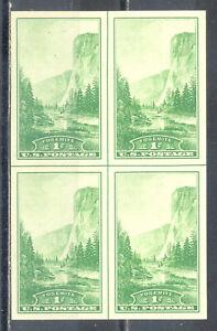 US-Stamp-L174-Scott-756-Mint-NH-Nice-Imperf-Center-Line-Block