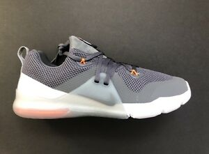 finest selection 09418 00361 Image is loading Nike-Zoom-Train-Command-Dark-Grey-Wolf-Grey-