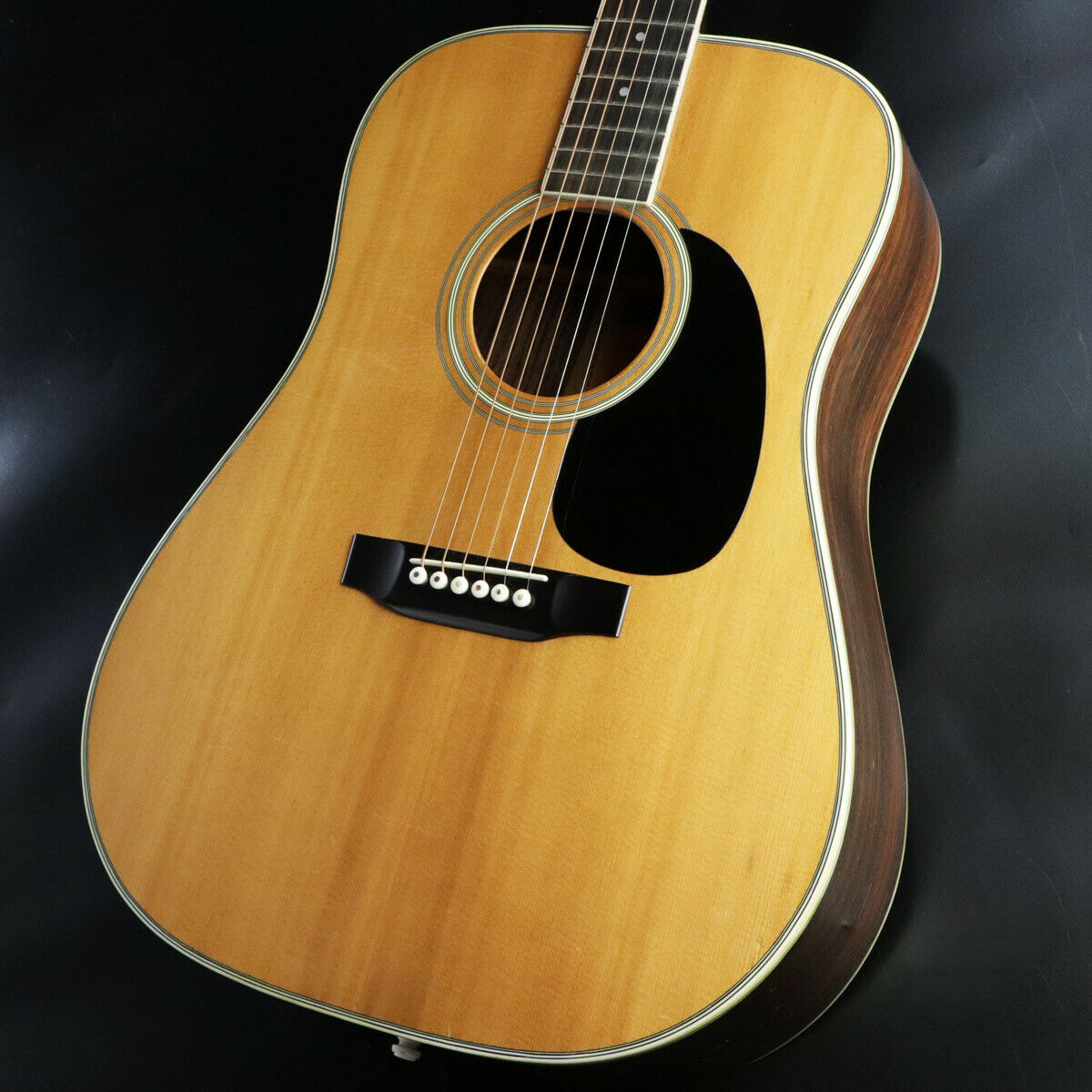 ARIA W-60 acoustic guitar Japan rare beautiful vintage popular EMS F   S