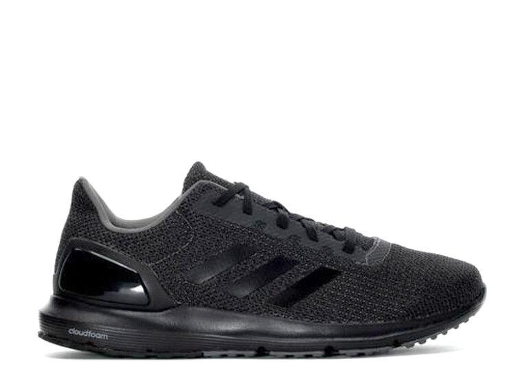 Adidas Cosmic 2 All Black Mens  Running Athletic Training shoes CQ1711
