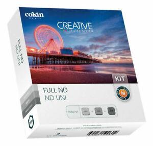 Genuine-Cokin-Full-Neutral-Density-Kit-H300-01-Filter-ND2-ND4-ND8-P152-P153-P154