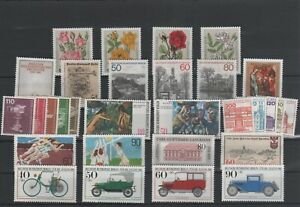 Germany-Berlin-vintage-yearset-Yearset-1982-Mint-MNH-complete-More-Sh-Shop
