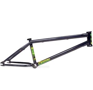 Marco de criatura STOLEN marca FICTION bicicletas 20.75 Negro Brillante Laguna 20.75 pulgadas
