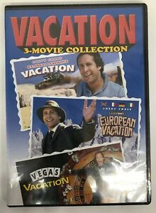 National Lampoon's Vacation 3-Movie Collection [New DVD ...