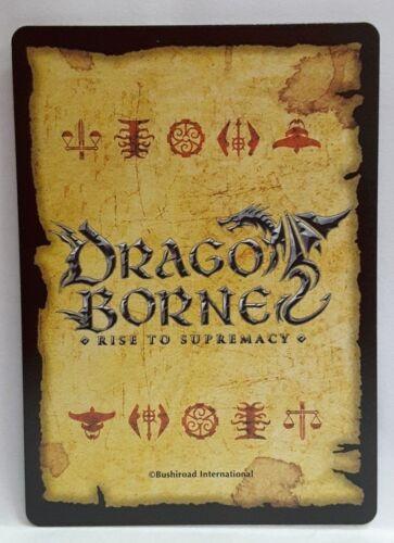 the Holy Hand Non-Foil N-Mint Dragoborne DB-BT02//002 Sigrun
