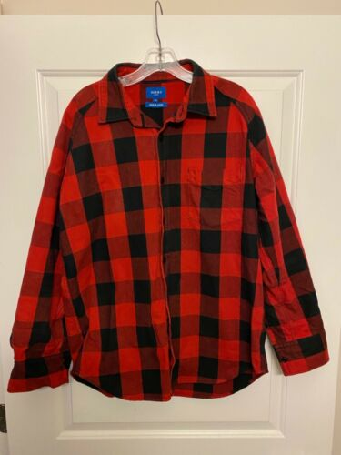 Beams Buffalo Plaid Flannel Shirt