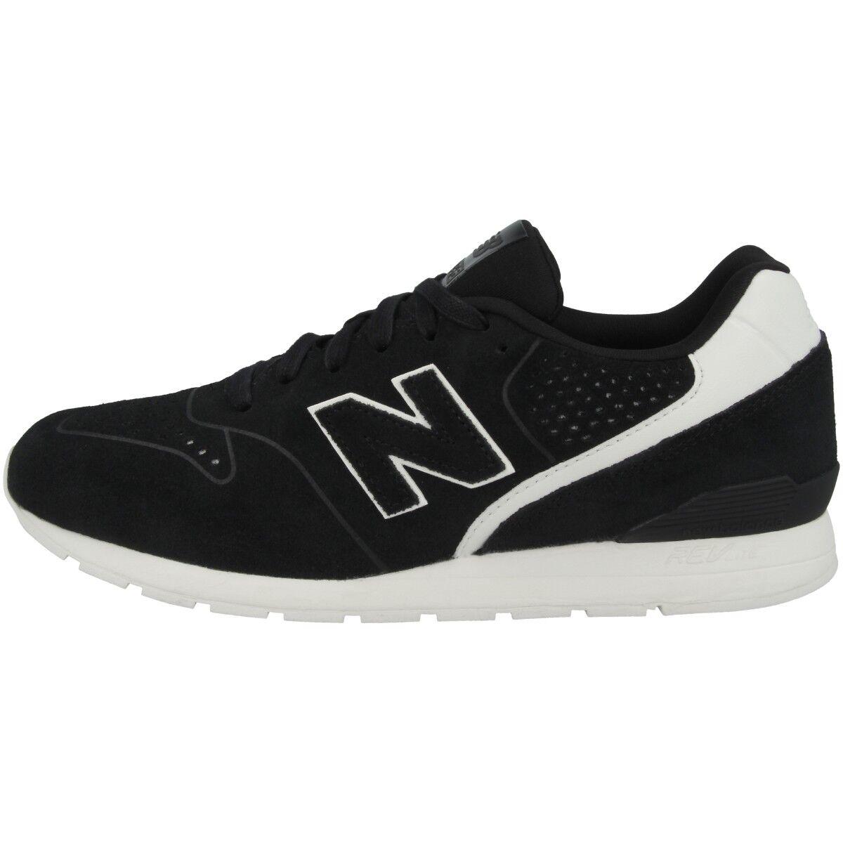 NEW Balance Balance Balance MRL 996 do Scarpe Tempo Libero scarpe da ginnastica Scarpe da ginnastica nero bianca mrl996do 57735b