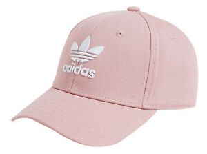 outlet for sale shopping really cheap Details about Adidas Trefoil Classic Caps Hat Baseball Pink Casual Fashion  Hats Cap EK2994