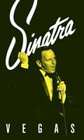 Frank Sinatra - Vegas [new Cd] With Dvd, Boxed Set on sale