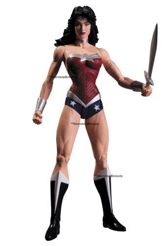 DC COMICS Wonder Woman Action Figure Dc Direct Justice League New 52