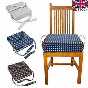 Siège haut pour bébé pour enfants, coussin rehausseur de chaise augmenté pour DE